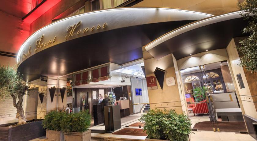 Hôtel Étoile Saint Honoré **** 5