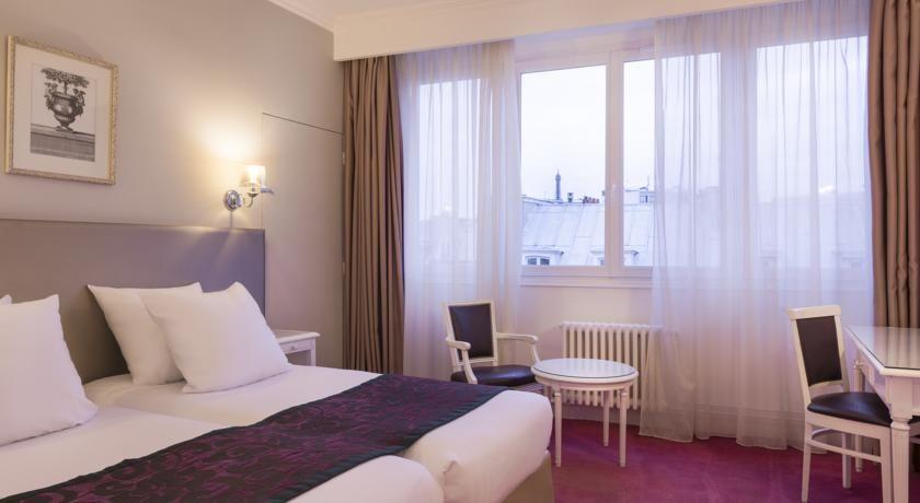 Hôtel Étoile Saint Honoré **** 28