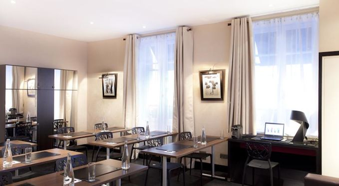 Salle séminaire  - Monhotel Lounge & Spa ****