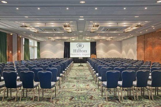 Salle séminaire  - Hilton Paris Orly Airport ****