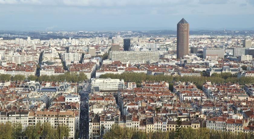 Radisson Blu Hotel Lyon **** 7