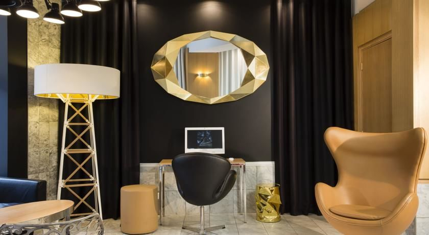 Hôtel Montparnasse Saint Germain *** 4