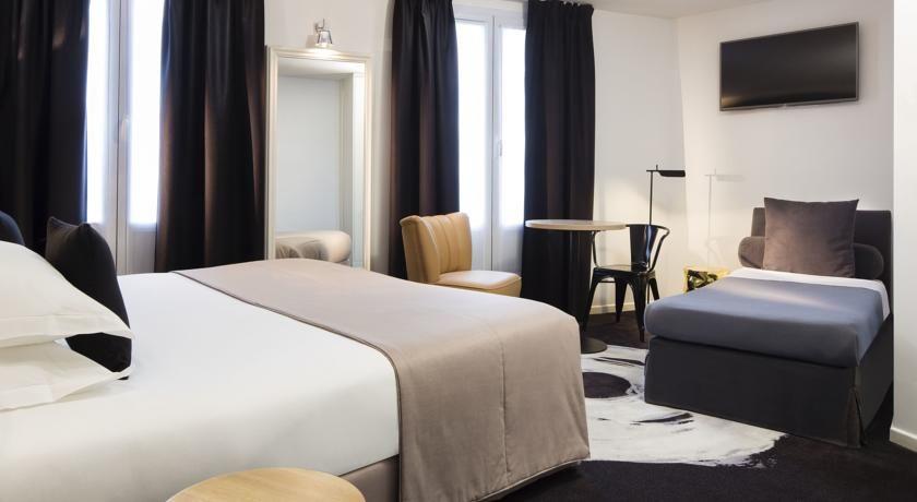 Hôtel Montparnasse Saint Germain *** 13