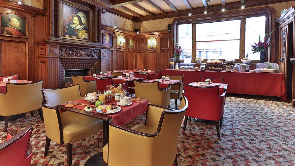 Hôtel États-Unis Opéra *** Restaurant