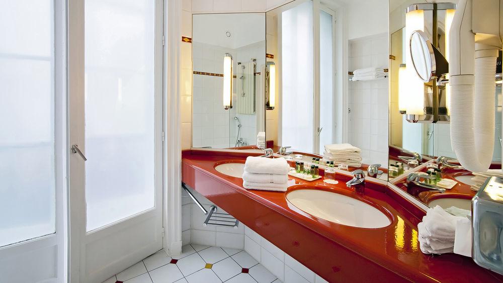 Hôtel États-Unis Opéra *** Salle de bain
