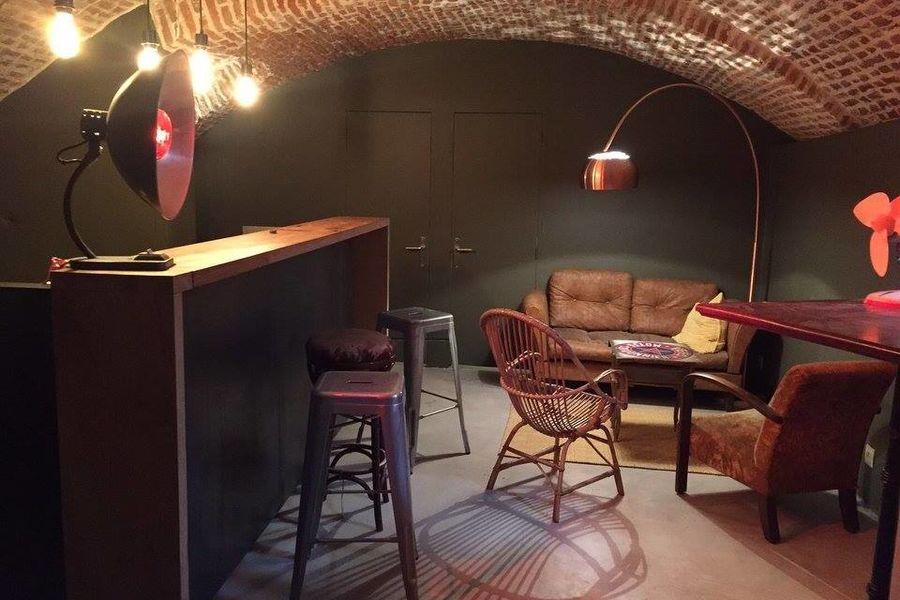 1624 Cowork'in Lille Petit salle de réunion + espace détente