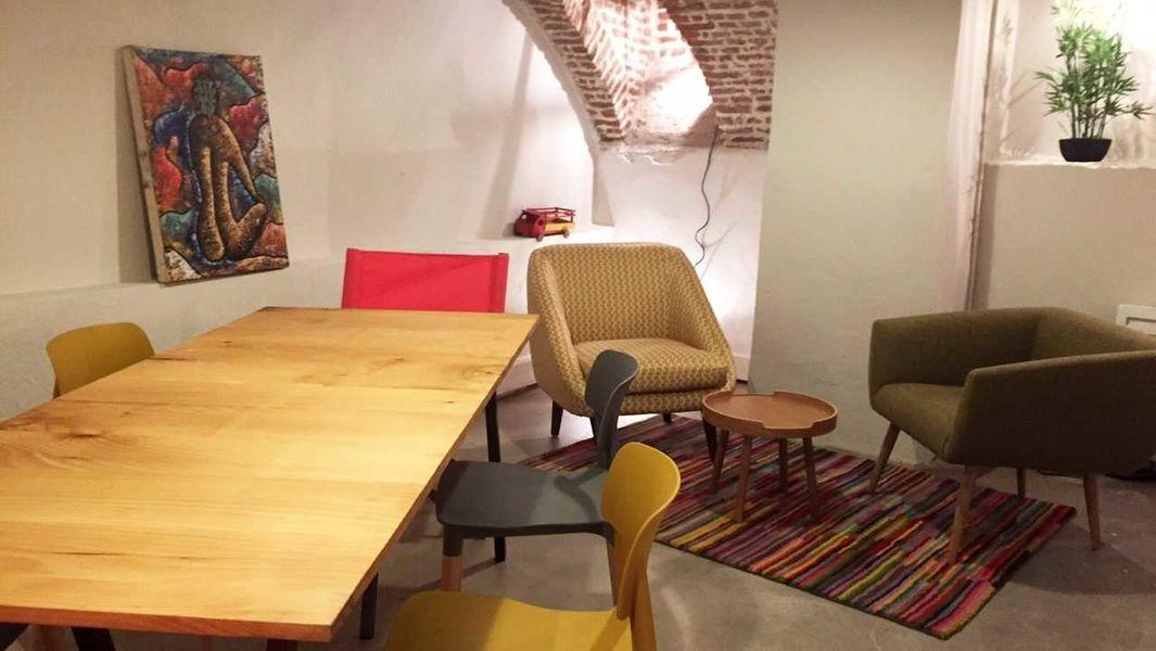 1624 Cowork'in Lille Petite salle de réunion