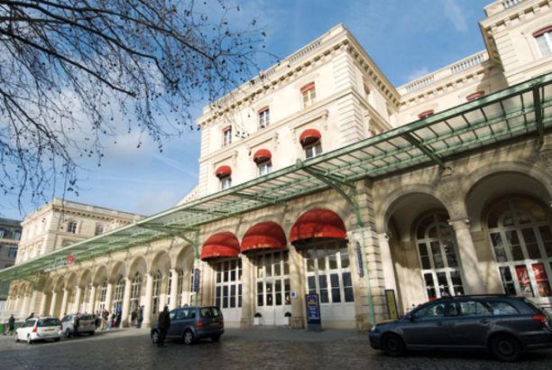 Les Salons du Relais Hôtel Paris Est 3