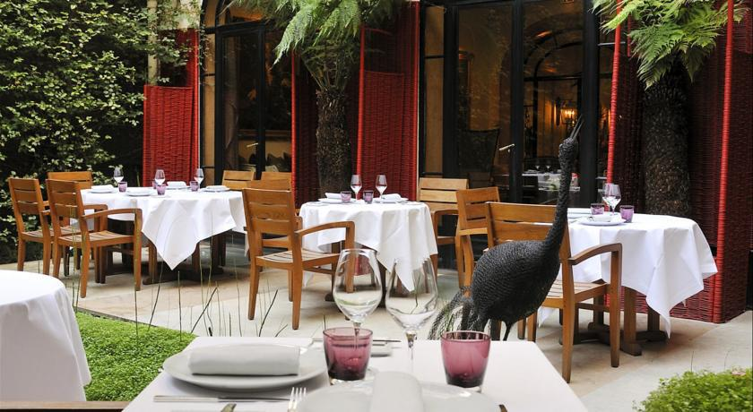 Hôtel Lancaster Paris Champs-Elysées ***** 4