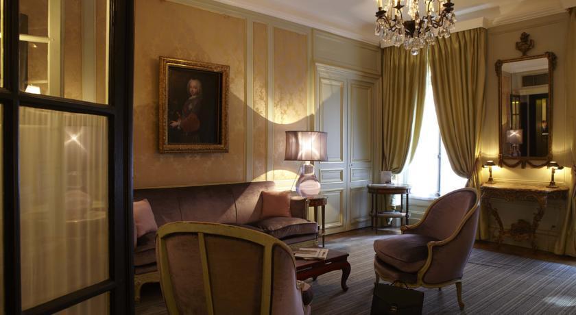Hôtel Lancaster Paris Champs-Elysées ***** 5