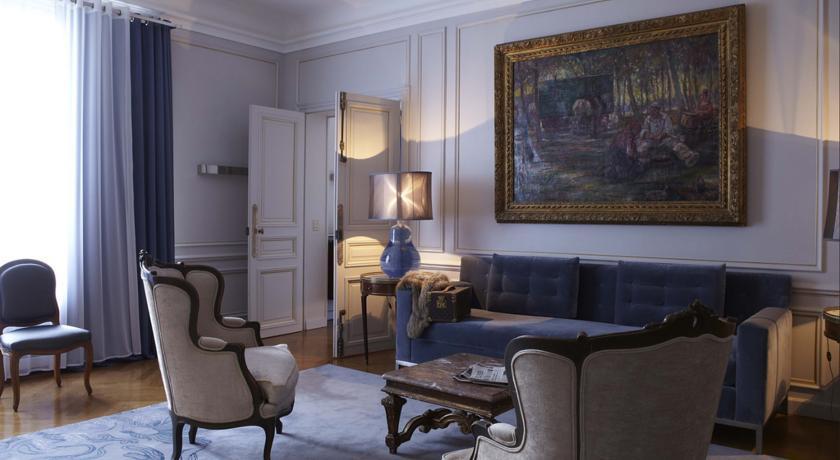 Hôtel Lancaster Paris Champs-Elysées ***** 8