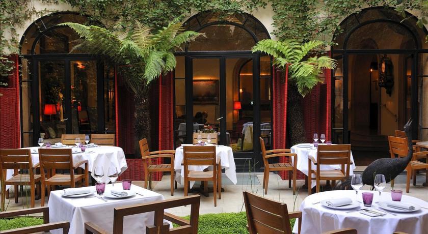 Hôtel Lancaster Paris Champs-Elysées ***** 21