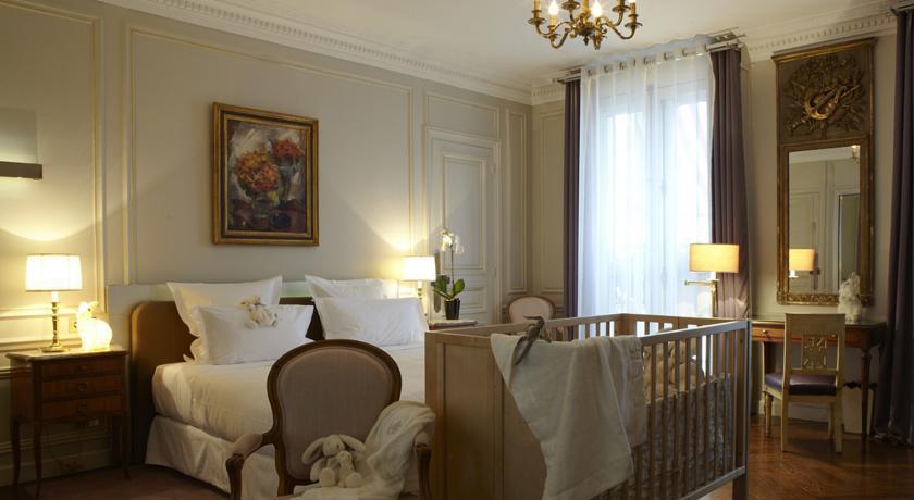 Hôtel Lancaster Paris Champs-Elysées ***** 23