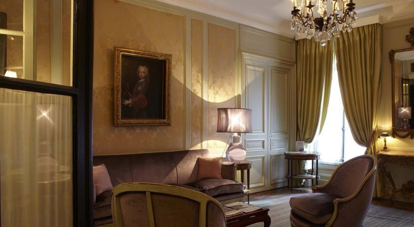 Hôtel Lancaster Paris Champs-Elysées ***** 25