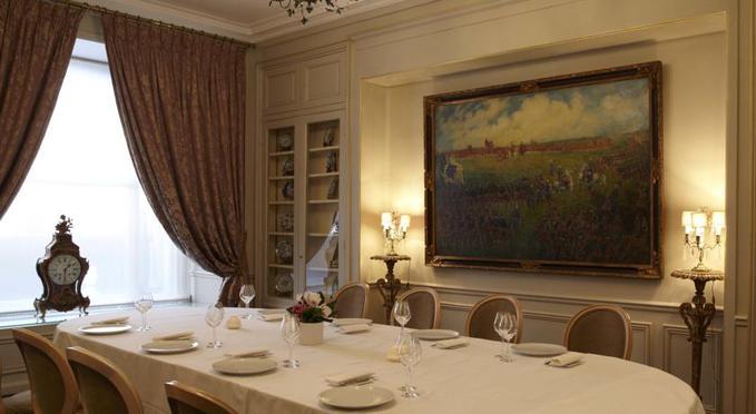 Salle séminaire  - Hôtel Lancaster Paris Champs-Elysées *****