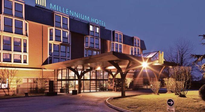 Salle séminaire  - Millenium Hôtel Roissy-Charles-de-Gaulle ****