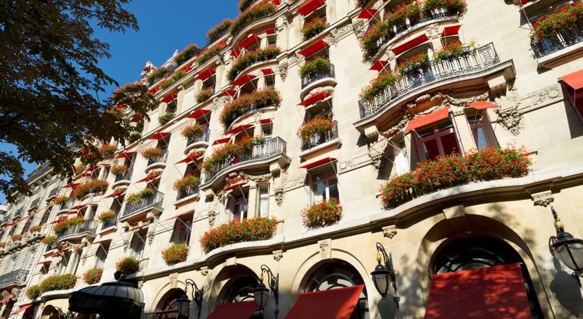 Hôtel Plaza Athénée Paris ***** Extérieur
