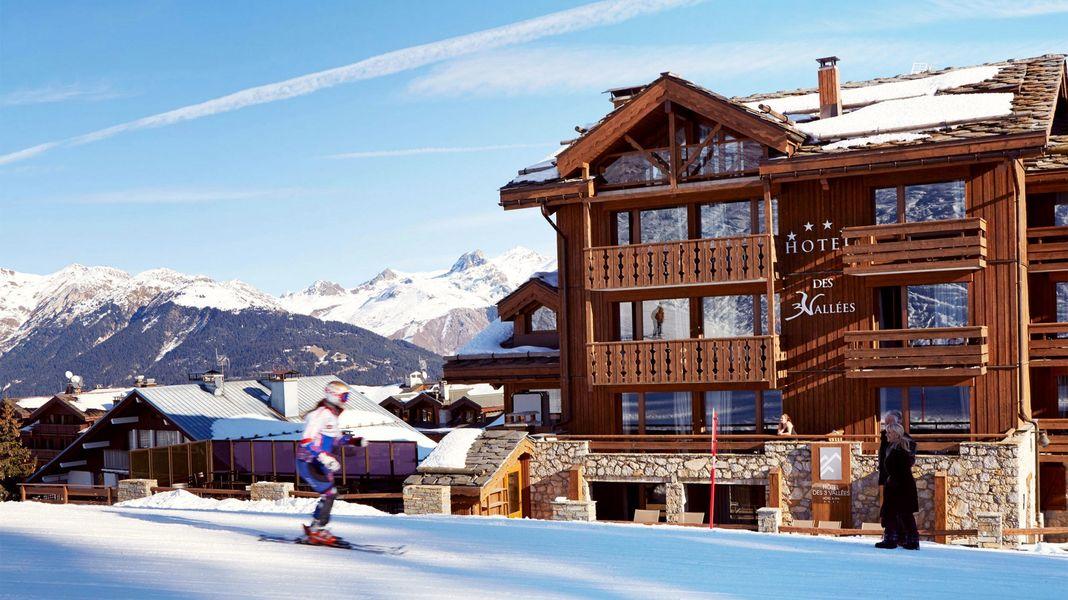 Hotel des 3 vallees hotel des 3 vallees