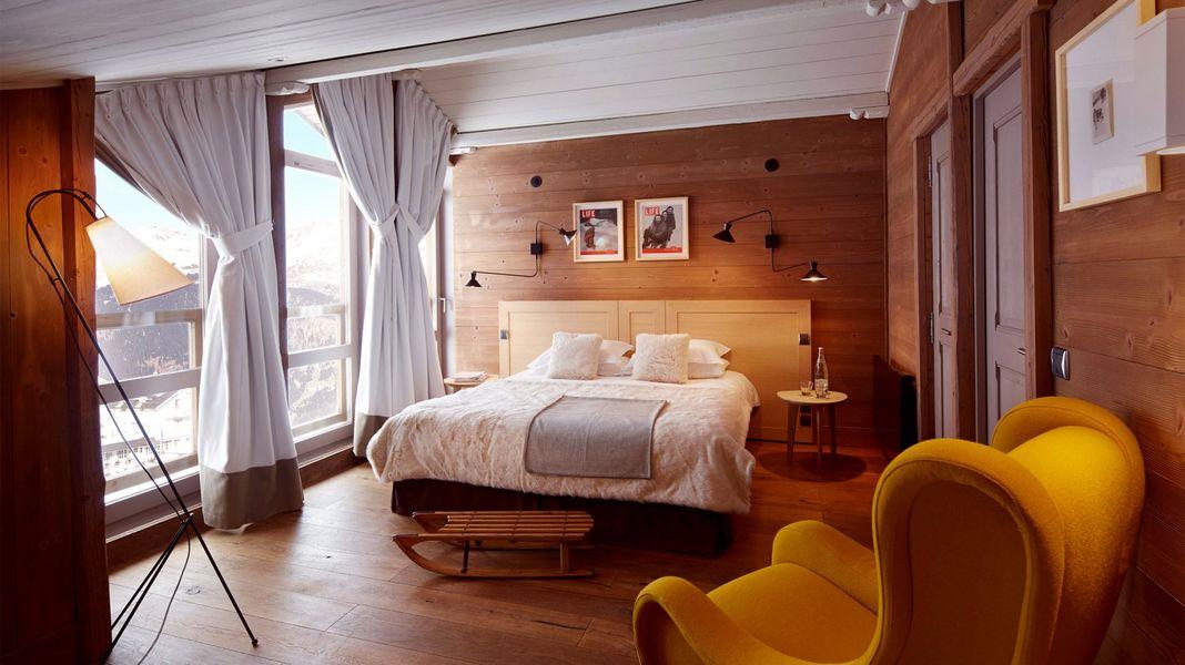 Hôtel des 3 Vallées **** Chambre