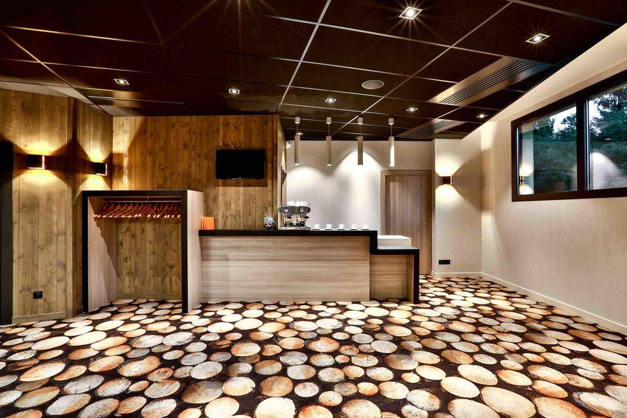 Hôtel Restaurant Baud *** Accueil