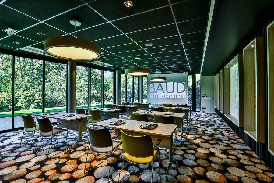 Hôtel Restaurant Baud *** Salle de séminaire