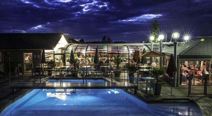 Hôtel du Golf Saint-Etienne **** 1