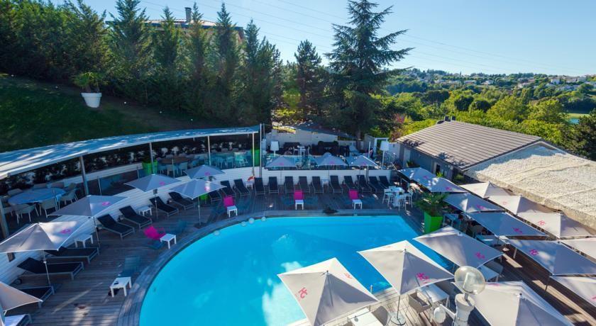 Hôtel du Golf Saint-Etienne **** 2