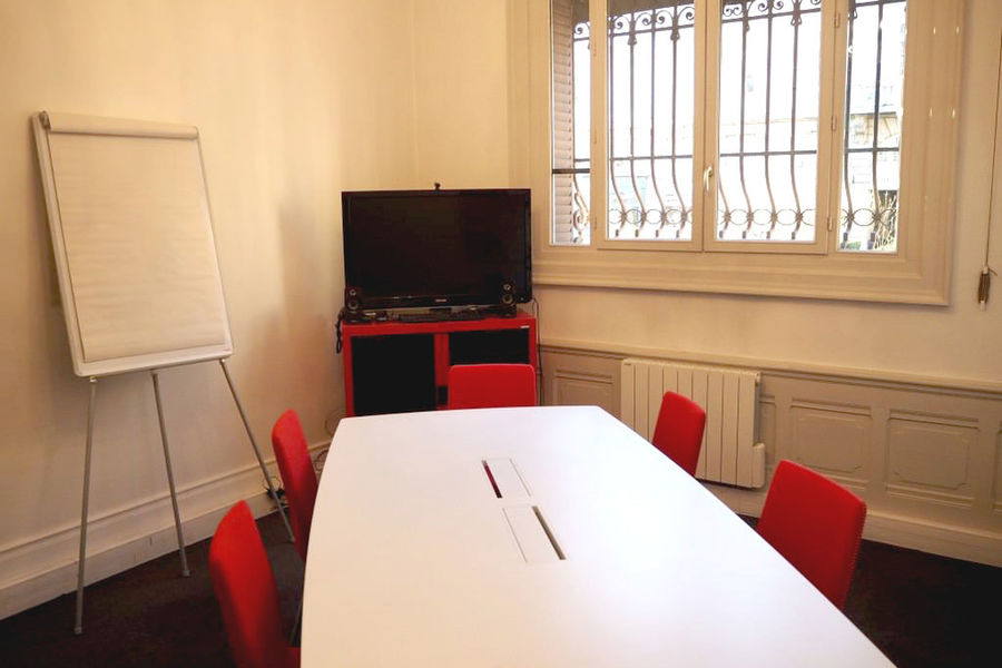 Espace Gailleton Bureau Hollandais
