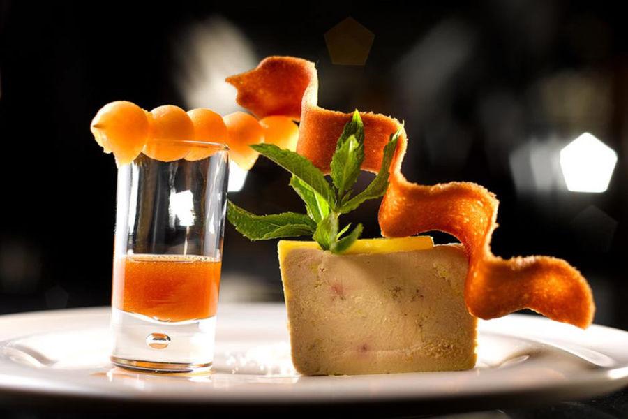 Hôtel Restaurant Baud *** Proposition culinaire