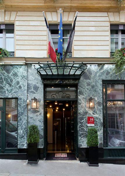 Grand Hotel Saint Michel **** Façade