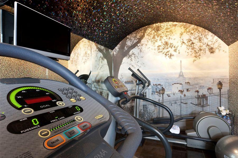 Grand Hotel Saint Michel **** Salle de fitness