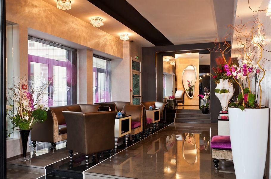 Grand Hotel Saint Michel **** Intérieur