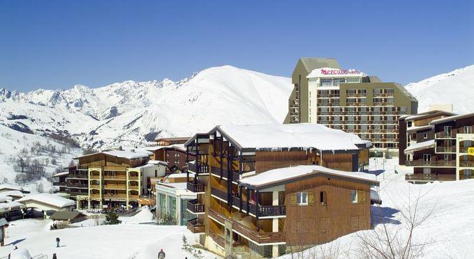 Hôtel Mercure Les Deux Alpes 1800 ****