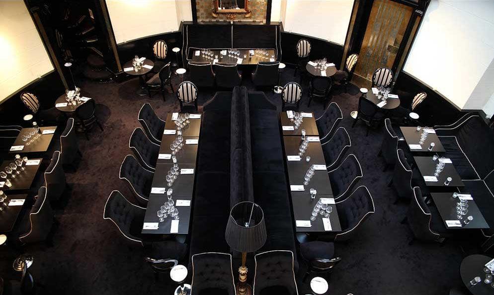 Le Dôme du Marais Restaurant