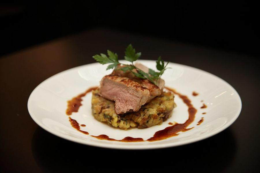 Le Dôme du Marais Proposition culinaire