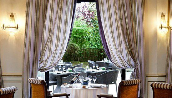L'Hermitage ***** Restaurant