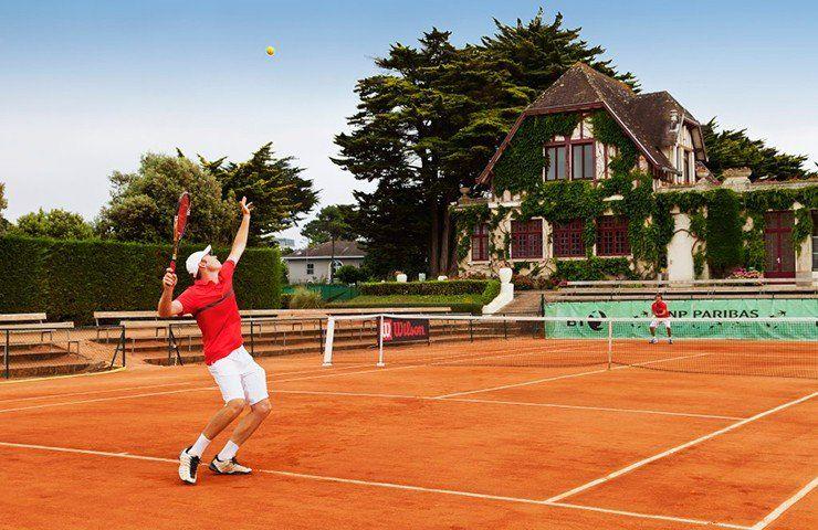 L'Hermitage ***** Court de Tennis