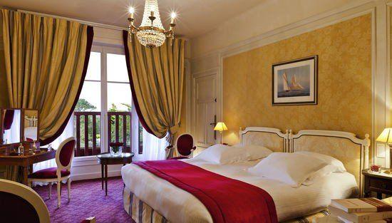 L'Hermitage ***** Chambre