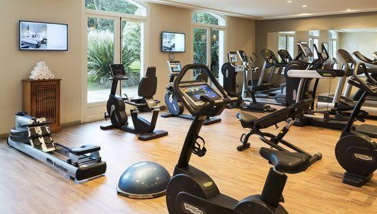 Le Royal La Baule ***** Salle de fitness