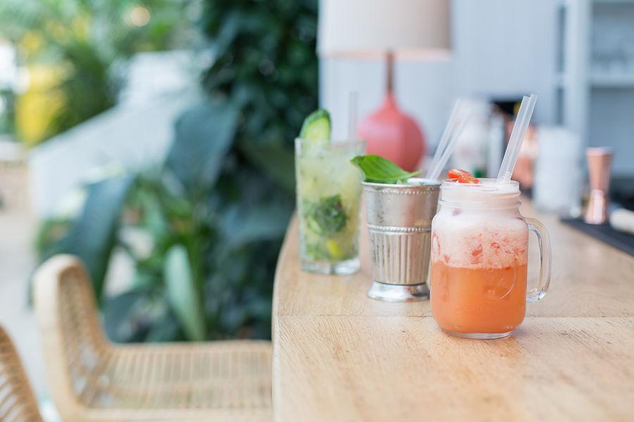 Polpo Cocktails
