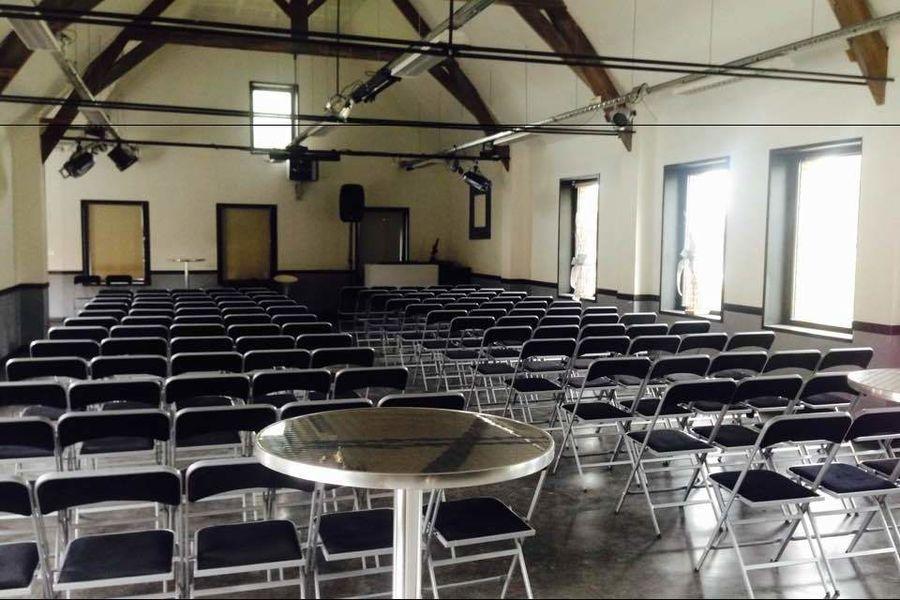 Ferme Saint Chrysole Salle de séminaire