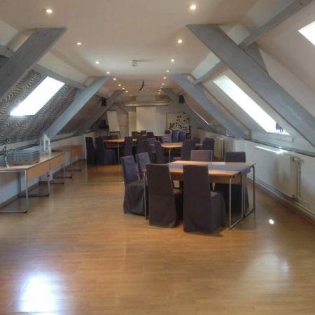 Hameau De La Becque Salle de séminaire