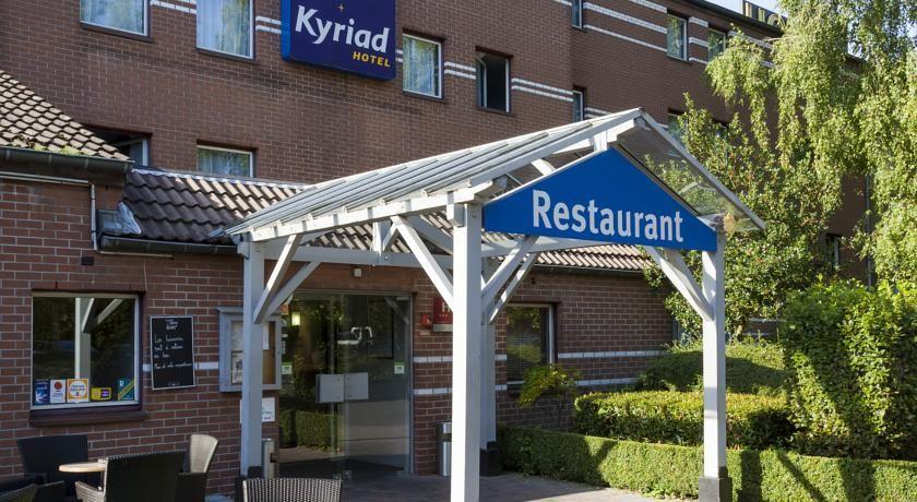 Kyriad Lille Est Villeneuve d'Ascq ** 2