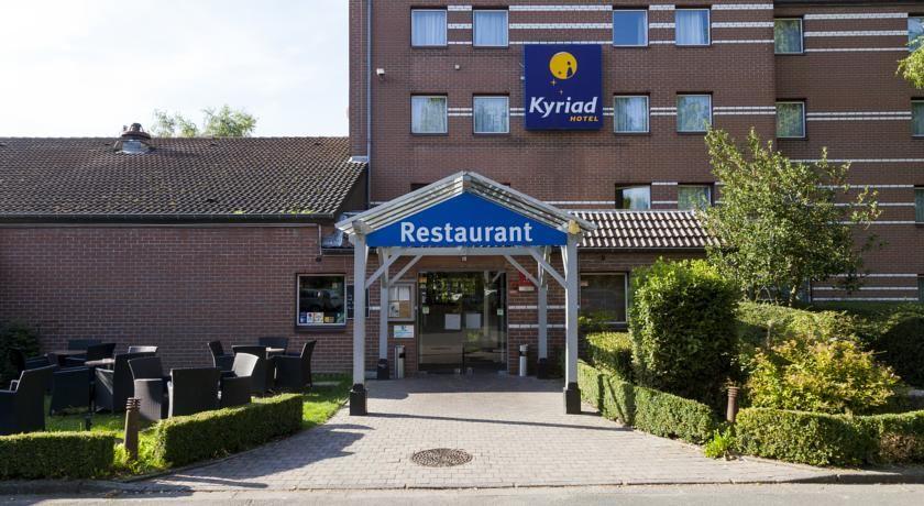 Kyriad Lille Est Villeneuve d'Ascq ** 25