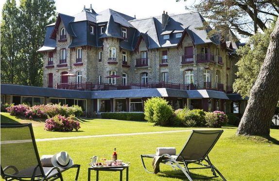 Le Castel Marie-Louise *****