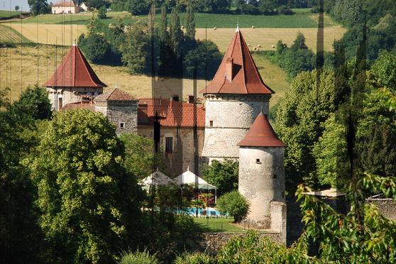 Salle séminaire  - Château du Chapeau Cornu ***