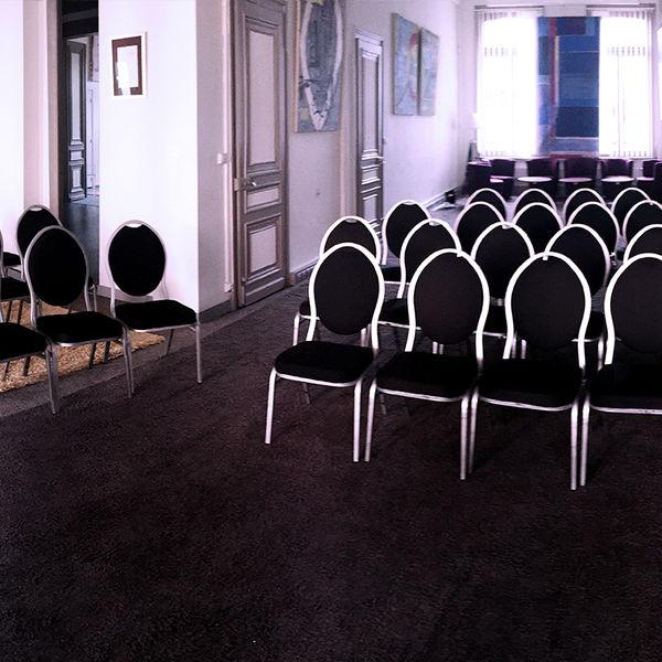 Espace Inkermann Salle de séminaire