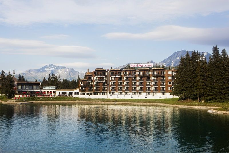 Mercure Courchevel *** 12