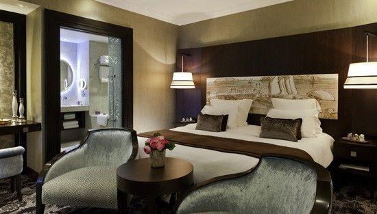 Le Grand Hôtel ***** Suite