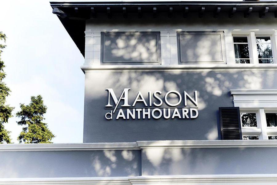 Maison d'Anthouard **** Façade